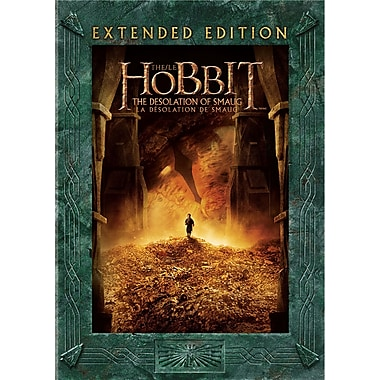 The Hobbit: The Desolation of Smaug - Extended Edition (DVD)