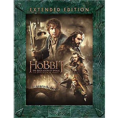 The Hobbit: The Desolation of Smaug - Extended Edition (Blu-Ray)