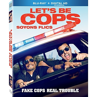 Let's Be Cops (Blu-Ray)