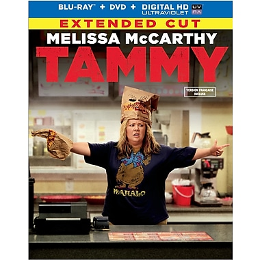 Tammy (Blu-Ray/DVD)