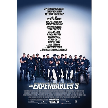 The Expendables 3 (Blu-Ray/DVD)