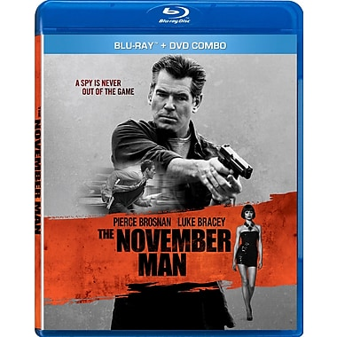 November Man (Blu-Ray/DVD)