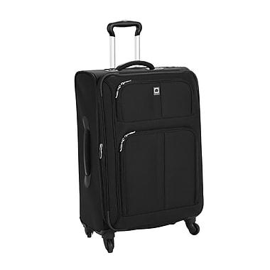 Delsey® – Valise expansible et sur roulettes Amherst, 25 po, noir