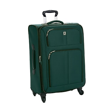 Delsey® – Valise expansible et sur roulettes Amherst, 29 po, vert