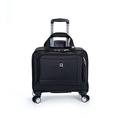 Delsey® – Sac fourre-tout sur roues Helium Breeze 4.0, 17 po, noir