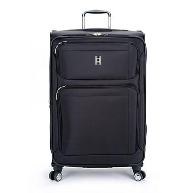 Delsey® – Valise sur roues porte-habit extensible Helium Breeze 4.0, 29 po, noir
