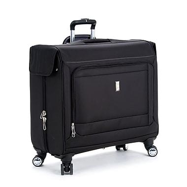 Delsey® – Porte-vêtements sur roues Helium Breeze 4.0, 45 po, noir