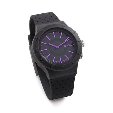 Cogito – Montre intelligente Pop CW3.0-004-01, violet foncé