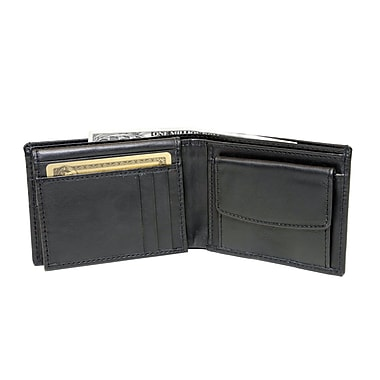 Ashlin® Leather Brayson Men's Wallets
