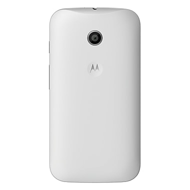 Motorola ELX Colour Series Case for Moto E, White
