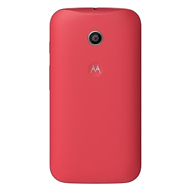 Motorola ELX Colour Series Case for Moto E, Cherry