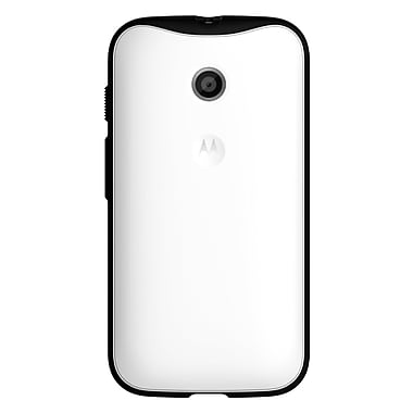 Motorola ELX Grip Series Case for Moto E, White