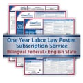 ComplyRight Bilingual Federal and English State Posters