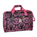 Jenni Chan Damask 18'' City Duffel