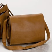 Bellino Bellino Messenger Bag; Tan
