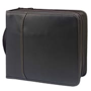 Case Logic® Koskin 208 CD Wallet, Black, Each
