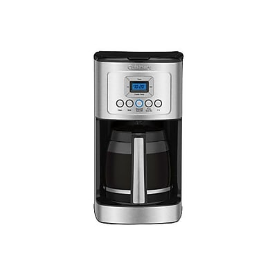 Cuisinart 14 Cup Perfec Temp Programmable Coffeemaker, Silver IM1VV3372