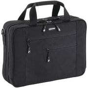 "Mobile Edge 16"" Laptop Briefcase, Black"