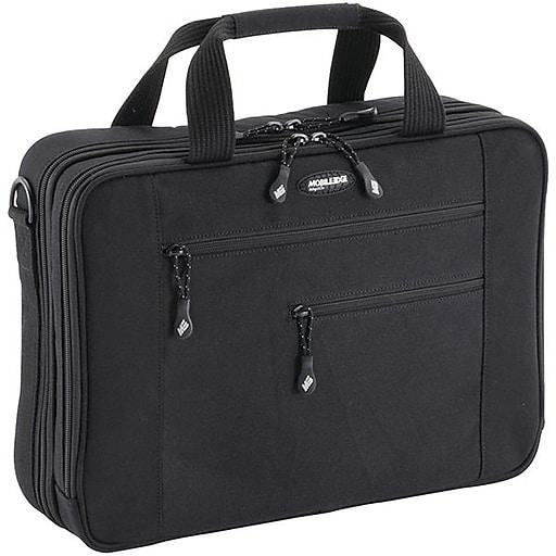 Mobile Edge Laptop Case, Black Canvas (MECBC1)