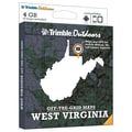 Trimble® Outdoors™ 16GB West Virginia Off-The-Grid Maps