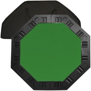 "Trademark Poker™ 48"" 8-Player Octagonal Table Top, Green"