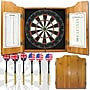 Trademark Games™ Pro Style Board/Darts Solid Wood Dart