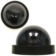 Trademark 72-0671 Life Like Replica Dome Camera With Flashing LED Light
