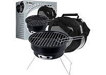 Chef Buddy™ Portable Grill and Cooler Combo