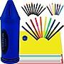 Trademark Games™ Crayon Bank and Art Set