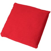 "Trademark Games™ 5"" x 5"" Championship Cornhole Bean Bag, Red"