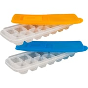Trademark Chef Buddy™ Set Of 2 Ice Cube Trays With Lids