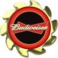 Trademark Budweiser® Spinner Card Covers