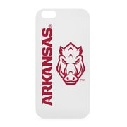 Centon iPhone 6 IPH6CV1WG-ARK White Glossy Classic Case, Arkansas Razorbacks