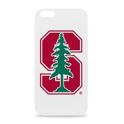 Centon iPhone 6 IPH6CV1WG-STAN White Glossy Classic Case, Stanford Cardinal