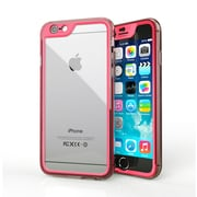 roocase Gelledge Slim Hybrid Hard Shell Case for iPhone 6,Pink