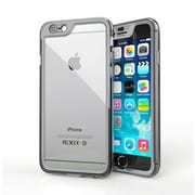 roocase Gelledge Slim Hybrid Hard Shell Case for iPhone 6, Gray