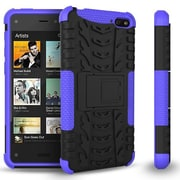 GearIT Fire Phone Hybrid Rugged Stand Case, Purple