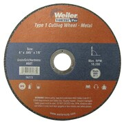 WEILER Vortec Pro Type 1 Thin Cutting Wheels