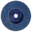 WEILER Coated Flap Disc Abrasives, 40