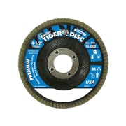 WEILER Tiger Flap Disc Flat Phenolic Backing