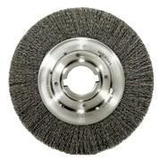 WEILER Medium-Face Crimped Wire Wheels