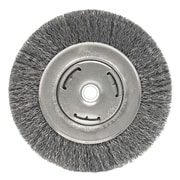 WEILER Steel Crimped Wire Wheel