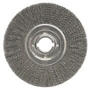 WEILER Medium Face Crimped Wire Wheel