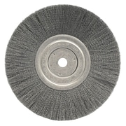 WEILER Narrow Face Crimped Wire Wheel