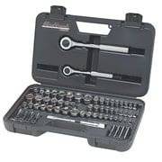 BLACKHAWK Standard & Metric Socket Sets