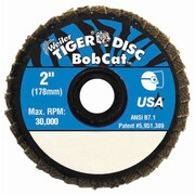 WEILER Flat Style Flap Discs, 40