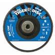 WEILER Disc Big Cat Abrasive Flap Disc Phenolic, 80 Grit