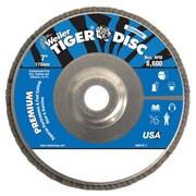 WEILER Tiger Abrasive Flap Discs
