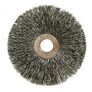 WEILER Copper Center Crimped Wire Wheel