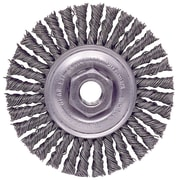 WEILER Bead Knot Wire Wheel